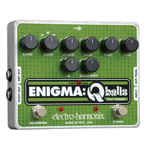 Electro Harmonix エレクトロハーモニクス / Electro Harmonix ENIGMA Q Balls for Bass【ベースフィルター】