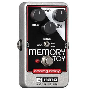 Electro Harmonix エレクトロハーモニクス / Memory Toy【ディレイ】