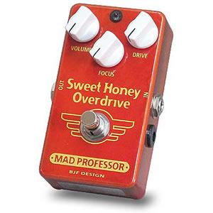 Mad Professor マッドプロフェッサー / Sweet Honey Overdrive HW ハンドワイヤード【オーバードライブ】