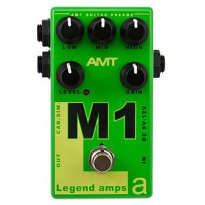 AMT Electronics エーエムティー / JFET Guitar Preamp Series M1 La Legend Amps【プリアンプ】