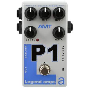 AMT Electronics エーエムティー / P-1 ディストーション【プリアンプ】