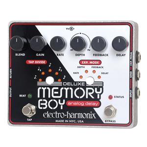 Electro Harmonix エレクトロハーモニクス / DELUXE MEMORY BOY【ディレイ】