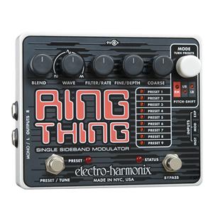 Electro Harmonix エレクトロハーモニクス / Ring Thing リングシング 【リングモジュレーター】