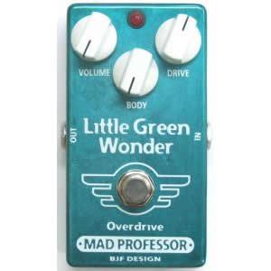 Mad Professor マッドプロフェッサー / Little Green Wonder Factory【オーバードライブ】