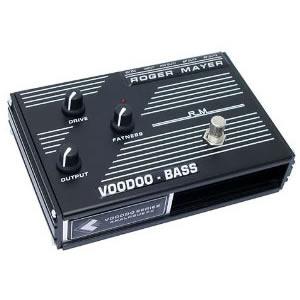 ROGER MAYER ロジャーメイヤー / New Voodoo-Bass【ベース用エフェクター】