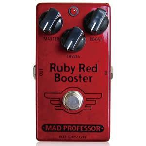 Mad Professor マッドプロフェッサー / Ruby Red Booster【ブースター】