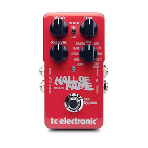 tc electronic ティーシーエレクトロニック / Hall Of Fame Reverb【リバーブ】