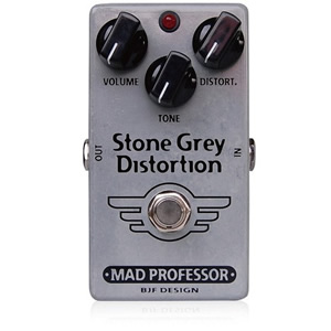 Mad Professor マッドプロフェッサー / Stone Grey Distortion Factory【ディストーション】