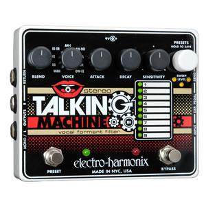 Electro Harmonix エレクトロハーモニクス / Stereo Talking Machine【ボーカルフォルマントフィルター】