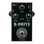 AMT Electronics エーエムティー / JFET Distortion Pedal B-DRIVE【オーバードライブ】