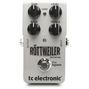 tc electronic ティーシーエレクトロニック / Rottweiler Metal Distortion【ディストーション】