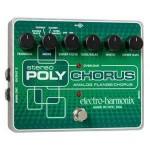 Electro Harmonix エレクトロハーモニクス / Stereo Poly Chorus 【コーラス】