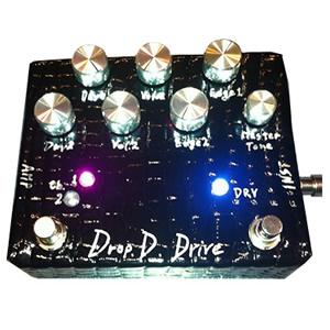 Shin's Music シンズミュージック / Drop D. Drive【オーバードライブ】