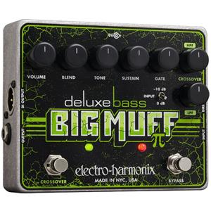Electro Harmonix エレクトロハーモニクス / Deluxe Bass Big Muff Pi Distortion/Sustainer【ベース用ディストーション】