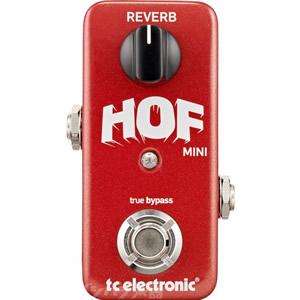 tc electronic ティーシーエレクトロニック / HOF Hall Of Fame Mini【リバーブ】