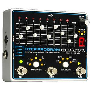 Electro Harmonix エレクトロハーモニクス / 8 STEP PROGRAM Analog Expression/CV Sequencer【アナログシーケンサー】