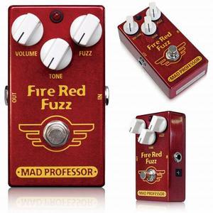 Mad Professor マッドプロフェッサー / New Fire Red Fuzz【ファズ】