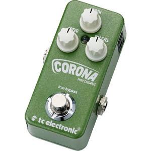 tc electronic ティーシーエレクトロニック / Corona Mini Chorus【コーラス】