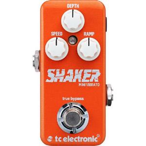 tc electronic ティーシーエレクトロニック / Shaker Mini Vibrato【トレモロ】