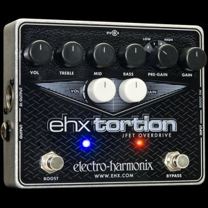 Electro Harmonix エレクトロハーモニクス / EHX TORTION【オーバードライブ ディストーション】