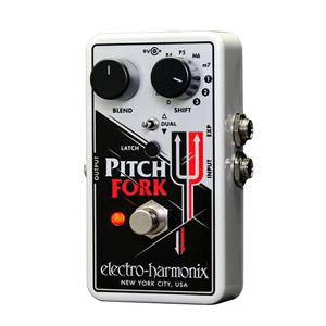 Electro Harmonix エレクトロハーモニクス / Pitch Fork Polyphonic Pitch Shifter【ピッチシフター】
