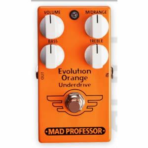 MAD PROFESSOR マッドプロフェッサー / EVOLUTION ORANGE UNDERDRIVE Factory【アンダードライブ】