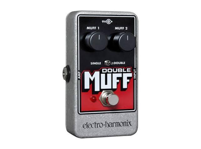 Electro Harmonix エレクトロハーモニクス / Double Muff 【ディストーション】