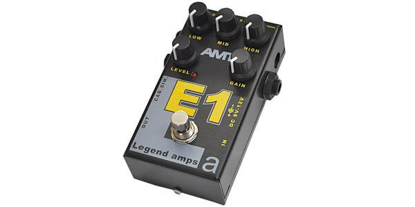 AMT Electronics エーエムティー / E-1 ディストーション【プリアンプ】