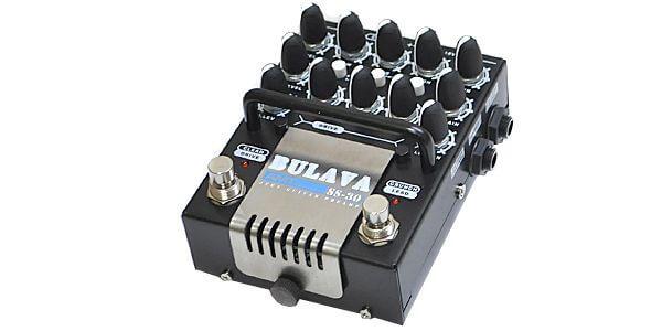 AMT Electronics エーエムティー / SS-30 BLAVA(ブラヴァ)【オーバードライブ】【ディストーション】