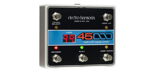 Electro Harmonix エレクトロハーモニクス / 45000 Foot Controller【ルーパー フットコントローラー】
