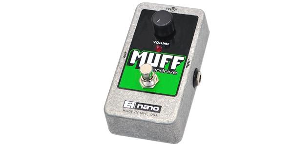 Electro Harmonix エレクトロハーモニクス / Muff Overdrive【オーバードライブ】