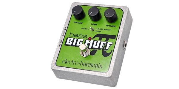 Electro Harmonix エレクトロハーモニクス / BASS BIG MUFF π【ベースディストーション】
