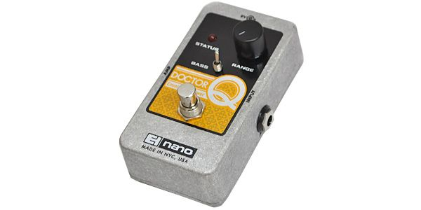 Electro Harmonix エレクトロハーモニクス / Nano Doctor Q エンベロープ フォロワー【タッチワウ】【オートワウ】【エンベロープフィルター】