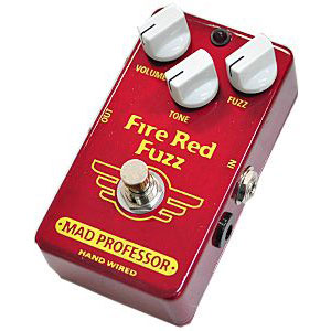 Mad Professor マッドプロフェッサー / Fire Red Fuzz HW【ファズ】