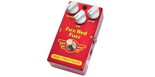MAD PROFESSOR マッドプロフェッサー / Fire Red Fuzz 【ファズ】