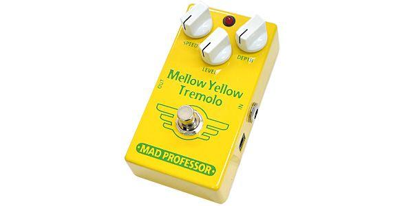 MAD PROFESSOR マッドプロフェッサー / Mellow Yellow Tremolo Factory【トレモロ】