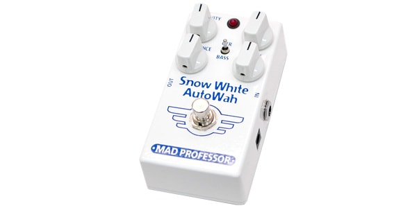 MAD PROFESSOR / Snow White Auto Wah For Guitar and Bass 【オートワウ】