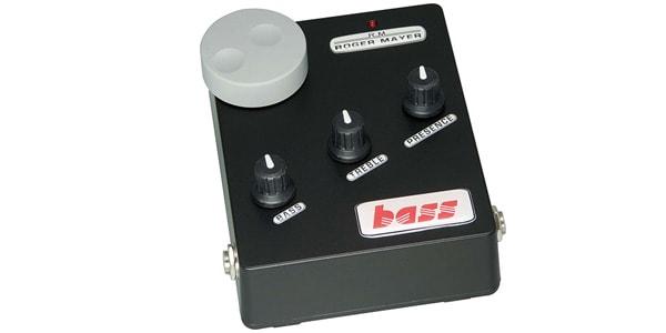 ROGER MAYER ロジャーメイヤー / Bass Amp+ ベース用アンププラス【アンプシミュレーター】