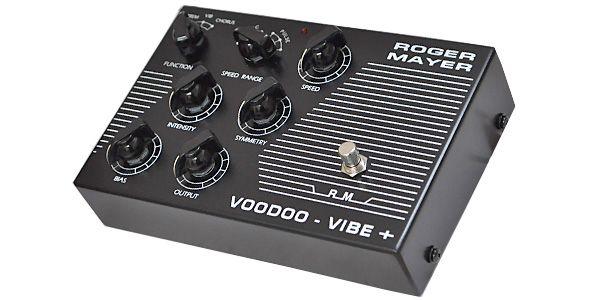 ROGER MAYER ロジャーメイヤー / Voodoo-Vibe + ヴィンテージ コーラス/ビブラート/トレモロ