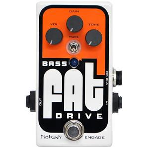 PIGTRONIX ピグトロニクス / Bass Fat Drive【ベース用エフェクター】