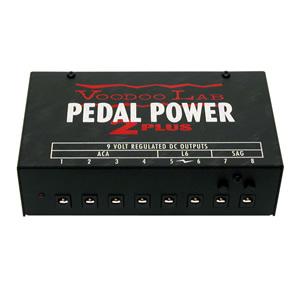 VooDoo LAB ブードゥーラボ / PEDAL POWER 2 PLUS パワーサプライ