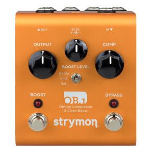strymon ストライモン / OB1 Optical Compressor+Booster コンプレッサー&クリーンブースター