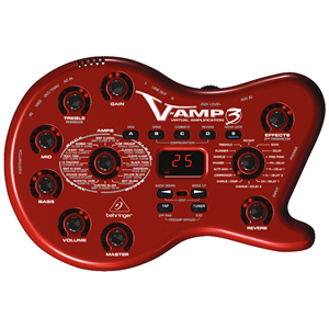 BEHRINGER べリンガー / V-AMP3【アンプシミュレーター】