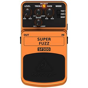 BEHRINGER / SUPER FUZZ SF300【ファズ】