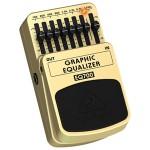 BEHRINGER べリンガー / GRAPHIC EQUALIZER EQ700 (Guitar / Keyboard)【イコライザー】