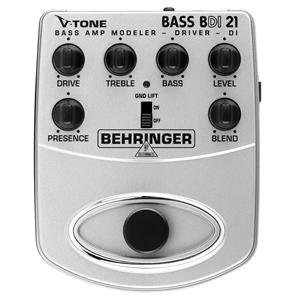 BEHRINGER べリンガー / V-TONE BDI21【ベース用エフェクター】