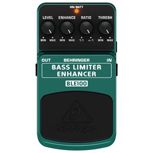 BEHRINGER べリンガー / BASS LIMITER/ENHANCER BLE100【ベース用エフェクター】【リミッター】