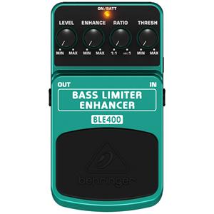 BEHRINGER べリンガー / BASS LIMITER/ENHANCER BLE400【ベース用エフェクター】【リミッター】