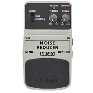 BEHRINGER べリンガー / NOISE REDUCER NR300【ノイズリダクション】