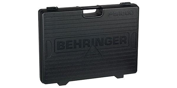 BEHRINGER べリンガー / PEDAL BOARD PB1000【エフェクターボード】